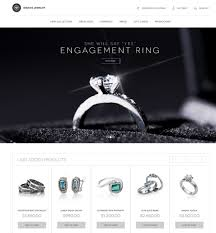 free html css jewelry templates
