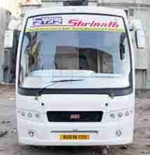 shrinath travel agency below hotel
