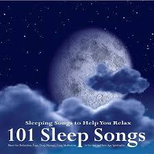 101 sleep songs deep for