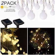 kinna solar outdoor string lights 2
