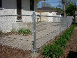 The Wire Is Coated With Aluminum To Produce A Smooth And Uniform Coating Mesh Fencing Fence Panels Chain Link Fence
