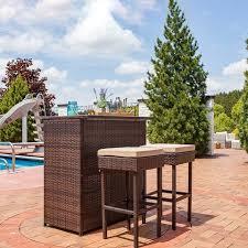 wicker rattan outdoor furniture patio