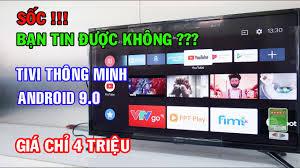 Casper 32HG5000 - Tivi thông minh Android 9.0 Giá chỉ 4 triệu - Bạn tin  được không ??? - YouTube
