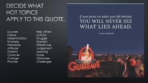 disney quotes for hot topics ppt