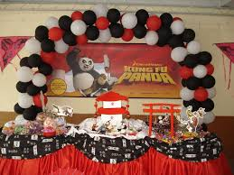 Un Cumple De Mucho Kung Fu Panda Tips De Madre