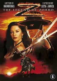 The Legend of Zorro (2005) | The legend of zorro, Zorro movie, The ...