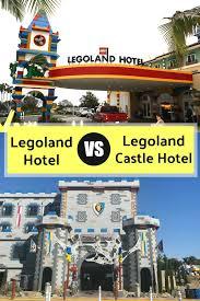 legoland hotel vs castle hotel which