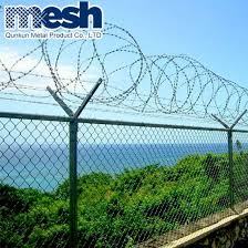 China Wholesale Vinyl Coated Chain Link Fence China 5 Chain Link Fence 72 Chain Link Fence