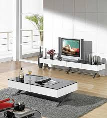 garry coffee table tv stand and