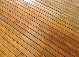 Deck Renovation Should I Stain Or Oil My Deck Homely
