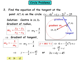 18 circles tangents and s ppt