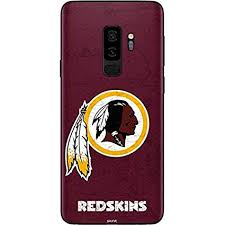 Amazon Com Skinit Washington Redskins Distressed Galaxy S9 Plus Skin Officially Licensed Nfl Phone Decal Ultra Thin Lightweight Vinyl Decal Protection Skinit Official Store