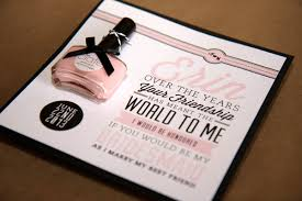 awesome items to attach to invites