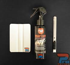 Basic Installation Kit With Vinyl Care Sealant For Vinyl Graphics Decals And Stripe Installation Vinylgraphicspro Vinyl Graphics Stripes Decal Kits