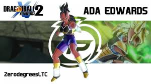DBZ OC Showcase - Ada Edwards (ZerodegreesLTC) - YouTube