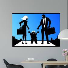Child And Career Wall Decal Wallmonkeys Com