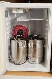 build your own kegerator and install
