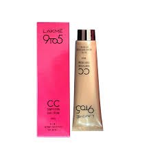 lakme 9 to 5 complexion care face cream