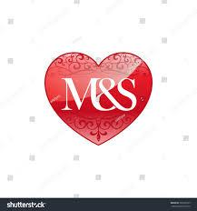 صور حرف M و S في قلب رومانسية S مع M بعض M S M S صقور