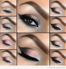 best smokey eyes tutorials makeup 2016