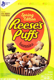 reese s puffs bunnies cereal