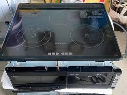 Bếp từ âm NATIONAL SUE30EB1 màu đen còn... - Điện Máy Nhân Tâm -Chuyên HÀNG  NỘI ĐỊA NHẬT CŨ GIÁ RẺ