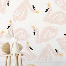 Swan Lake Peel And Stick Mural