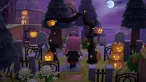 List Of Halloween Items And Spooky Series Diy Recipes Acnh Animal Crossing New Horizons Switch Game8