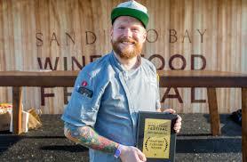 "Chef Aaron Allen of Coasterra Restaurant Crowned ""Chef of The Fest ..."