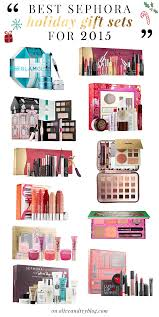 best sephora holiday beauty gift sets