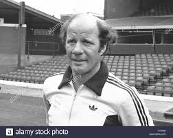 Jim Smith, manager of Birmingham City, at St Andrews Stock Photo ...