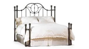 Kenwick Iron Bed by Wesley Allen at WestwoodSleepCenters.com.