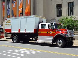 ambulance fire truck philadelphia fire