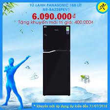 Tủ lạnh Panasonic 188 lít NR-BA228PKV1... - Điện máy XANH ...