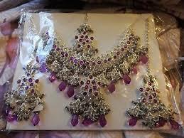 desi jewellery set ebay