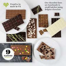 chocolate personalised by quirky gift