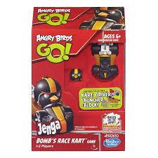 Angry Birds Go ! Jenga Bomb's Race Kart Game NEW! ***FLASH SALE ...