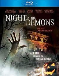 Night of the Demons by Adam Gierasch  Adam Gierasch, Shannon ...
