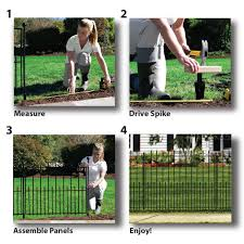 Grand Empire Xl Fences Residential Fencing Aluminum Fence Systems