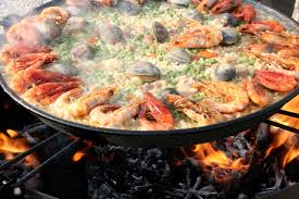 Seafood Paella - The Recipe Website ...