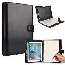 cooper foldertab padfolio case with