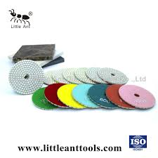 الكاجوال polishing pad colors