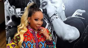 tiny harris reports over 750k worth of