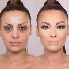 before and after makeup transformations
