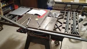 Craftsman Contractor Fence Upgrade Power Tools Wood Talk Online