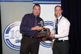 Langley's Bowsher named top BC Hockey coach – Langley Advance Times