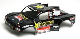 Sc18 Decals Rockstar Makita Mind Rc