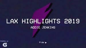 Addie Jenkins - Hudl