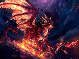 cool hd fire dragon backgrounds