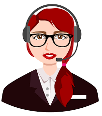 Wizard Phone Call Center Woman Red - Free image on Pixabay